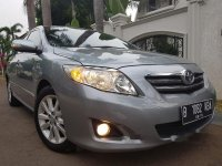 Toyota Corolla Altis G 2008 Dijual
