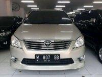 2011 Toyota Kijang Innova G Luxury Dijual