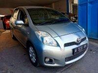 2013 Toyota Yaris J dijual