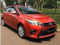 Toyota Yaris E 2015 Dijual