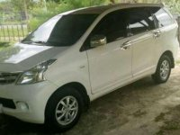 2012 Toyota Avanza type G Basic dijual