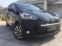 Toyota Sienta V 2016 MPV dijual