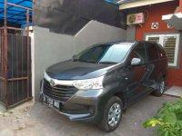 2017 Toyota Avanza type E dijual
