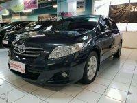 2010 Toyota Corolla Altis 1.8 G Matic dijual
