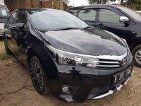 Toyota Corolla Altis V 2016 Dijual