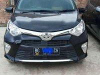 2017 Toyota Calya G M/T dijual