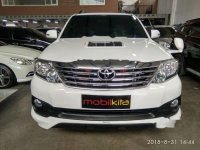 Toyota Fortuner G 2013 Dijual