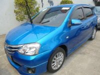 2014 Toyota Etios Valco G 1.2 dijual
