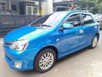 2013 Toyota Etios Valco Tipe G dijual