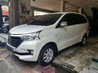 2016 Toyota Avanza G Luxury dijual