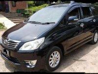 Toyota Kijang Innova V Luxury 2011 MPV dijual