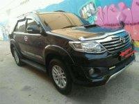 Toyota Fortuner G TRD MT Tahun 2011 Dijual