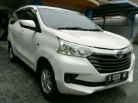 2015 Toyota Avanza type E dijual