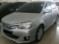 2014 Toyota Etios dijual