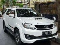 Toyota Fortuner TRD AT Tahun 2014 Dijual