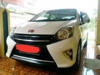 2015 Toyota Agya G Dijual