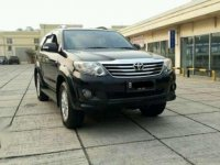 Toyota Fortuner G Luxury SUV Tahun 2013 Dijual