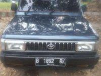 Toyota Kijang SSX 1995 MPV dijual