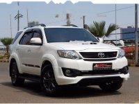 Toyota Fortuner TRD G Luxury 2015 SUV dijual