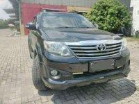 Toyota Fortuner G TRD MT Tahun 2012 Dijual