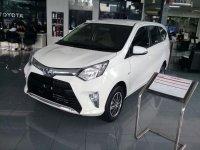 Toyota Calya 1.2 Manual 2017 MPV dijual