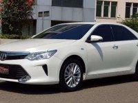 2016 Toyota Camry type V dijual