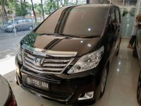 2012 Toyota Alphard G Dijual