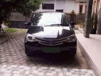 2014 Toyota Etios E dijual