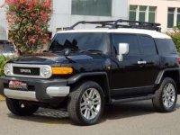 2013 Toyota FJ Cruiser V6 4.0 Dijual