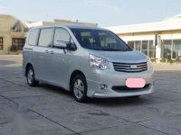 2013 Toyota Nav1 V Lux AT Silver dijual