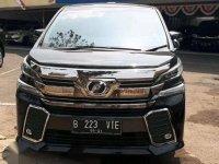 2016 Toyota Vellfire ZG Dijual