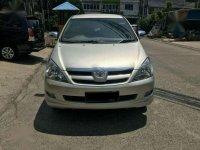 2007 Toyota Kijang Innova V Luxury Dijual