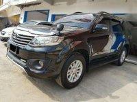 2011 Toyota Fortuner 2.4 Dijual
