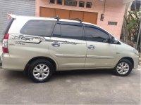 Toyota Kijang Innova V Luxury 2007 MPV dijual