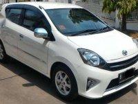 2014 Toyota Agya AT Type G dijual