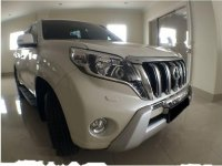 Toyota Land Cruiser Prado 2016 dijual