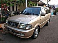 Toyota Kijang LGX 2002 MPV dijual