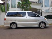 2004 Toyota Alphard 2.4 ASG dijual
