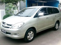 2007 Toyota Kijang InnovaG Luxury Dijual