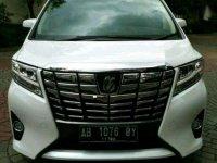 Toyota Alphard G AT Tahun 2017 Dijual