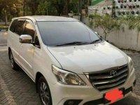 2015 Toyota Kijang 2.4 Dijual