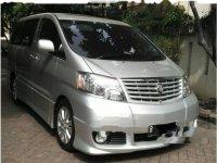 Toyota Alphard V 2004 Wagon dijual