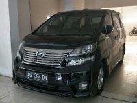 Toyota Vellfire Z 2010 Wagon dijual