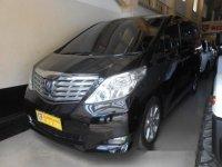Toyota Alphard 2009 Dijual