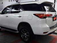 2017 Toyota Fortuner VRZ A/T dijual