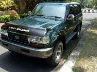 1997 Toyota Land Cruiser 4.2 VX Dijual