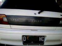 Toyota Starlet MT Tahun 1991 Dijual