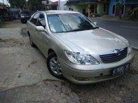 Toyota Camry G 2002 Sedan dijual