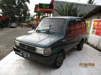 Toyota Kijang Jantan 1993 Dijual