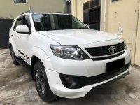 Toyota Fortuner TRD 2014 Dijual